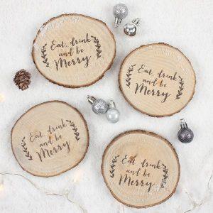 kerstversiering-houten-onderzetters-be-merry