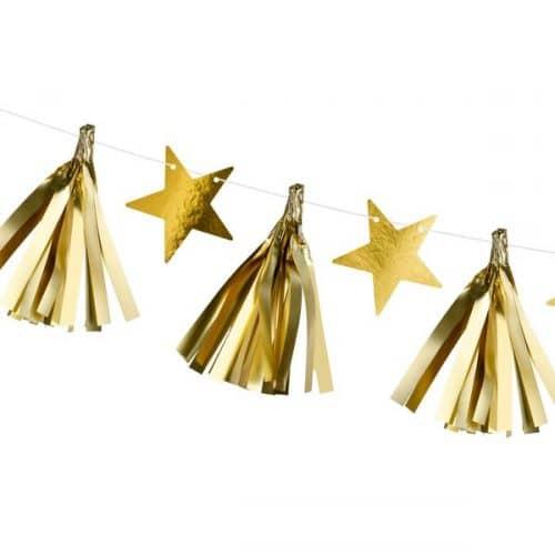 kerstversiering-slinger-golden-stars-pink-christmas-4