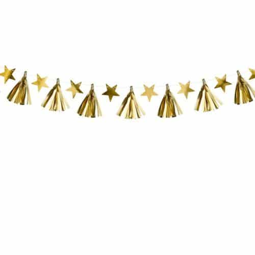 kerstversiering-slinger-golden-stars-pink-christmas-7