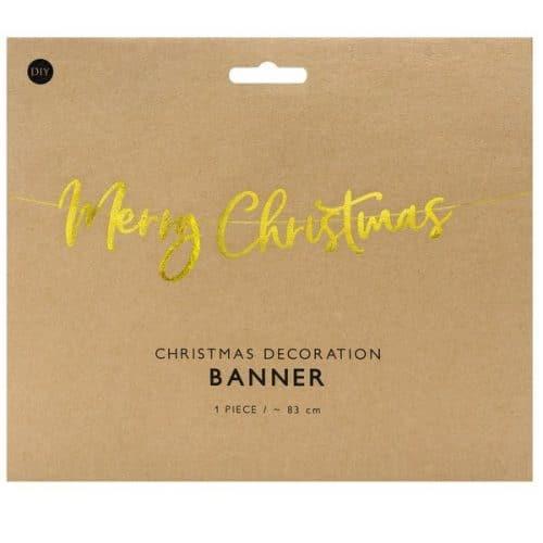 kerstversiering-slinger-merry-christmas-pink-christmas