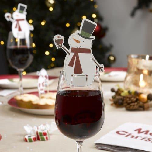 kerstversiering-glasdecoratie-sneeuwpop
