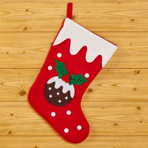 kerstversiering-kerstsok-christmas-pudding