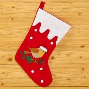 kerstversiering-kerstsok-christmas-robin