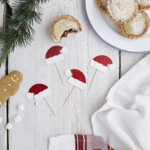 kerstversiering-prikkers-santa-hat