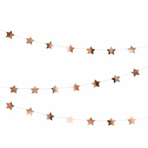 kerstversiering-slingers-stars-rosegoud