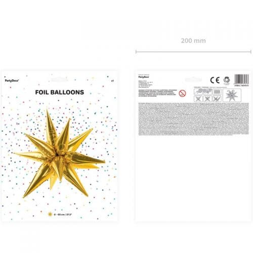 kerstversiering-folieballon-3d-golden-star-large-3
