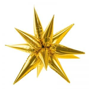 kerstversiering-folieballon-3d-golden-star-large