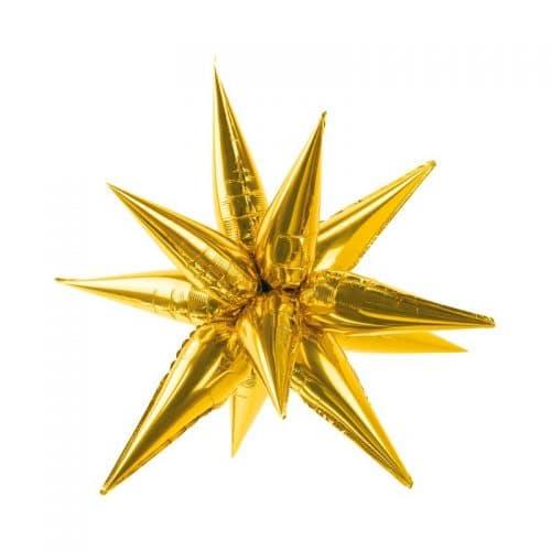 kerstversiering-folieballon-3d-golden-star-medium-2
