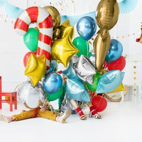 kerstversiering-folieballon-candy-cane-red-gold-3