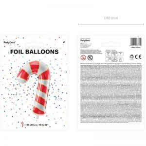 kerstversiering-folieballon-candy-cane-red-gold-4