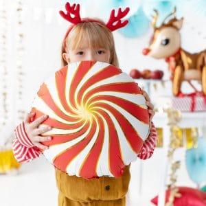 kerstversiering-folieballon-candy-red-gold-2