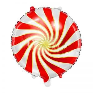 kerstversiering-folieballon-candy-red-gold