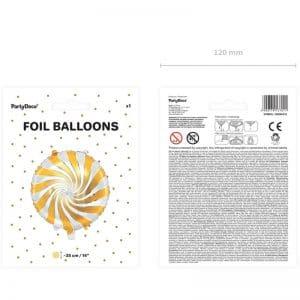 kerstversiering-folieballon-candy-white-gold-2