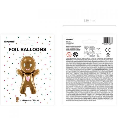 kerstversiering-folieballon-gingerbread-man-4