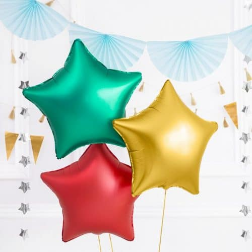 kerstversiering-folieballon-golden-star-48cm-2