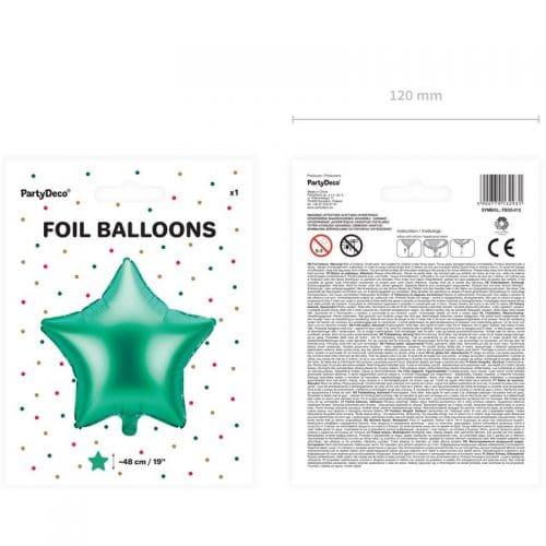 kerstversiering-folieballon-green-star-48cm-4