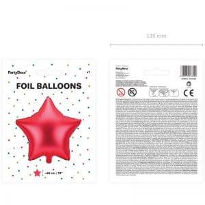 kerstversiering-folieballon-red-star-48cm-3