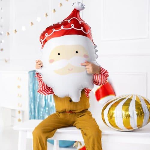 kerstversiering-folieballon-santa-3