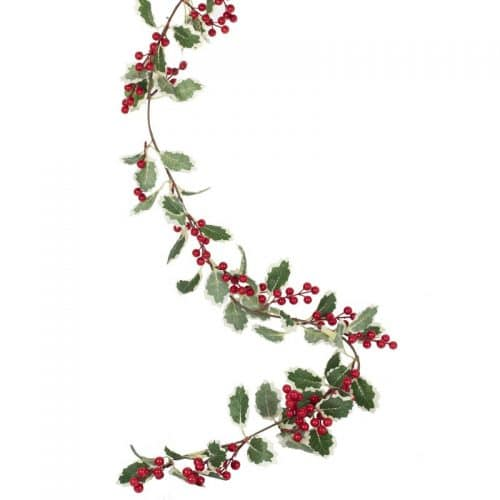 kerstversiering-garland-holly-berries-traditional-touches