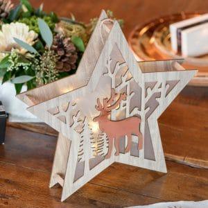 kerstversiering-kerstdecoratie-led-star-hout
