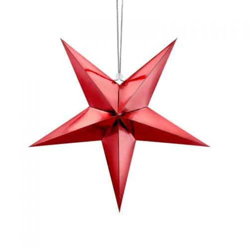 kerstversiering-papieren-ster-rood-45cm