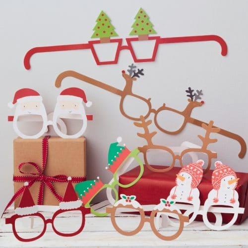 kerstversiering-photobooth-brillen-santa-and-friends