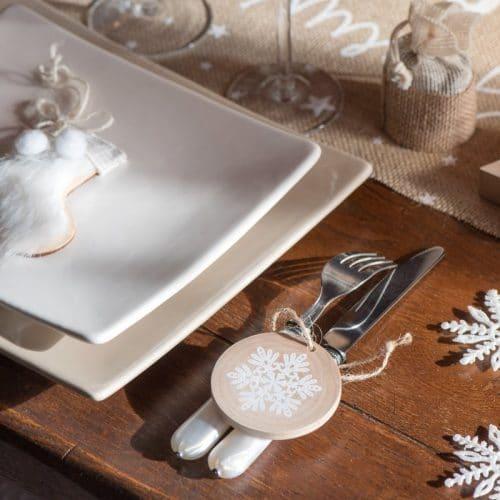 kerstversiering-plaatskaartje-snowflake-hout