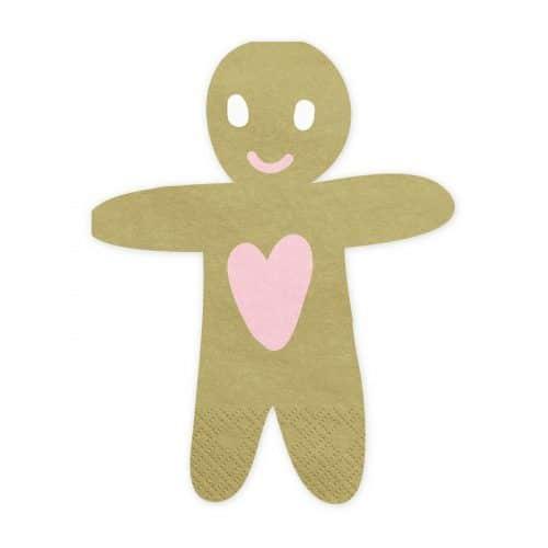 kerstversiering-servetten-gingerbread-man-2