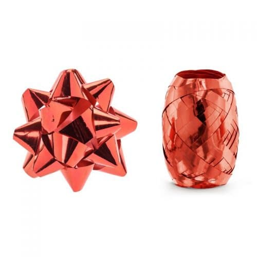 kerstversiering-set-ribbons-and-rosettes-rood