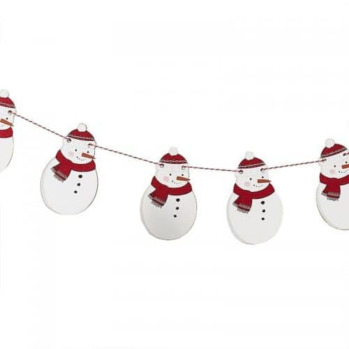 kerstversiering-slinger-wooden-snowman-silly-santa