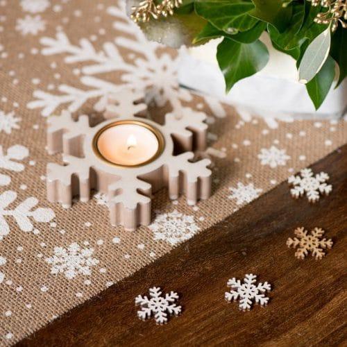 kerstversiering-waxinelichthouder-glitter-snowflake