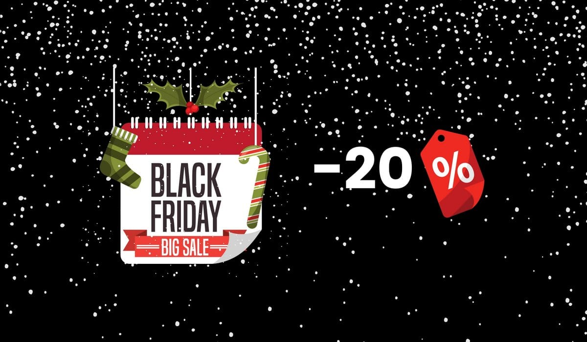 kerstversiering-black-friday