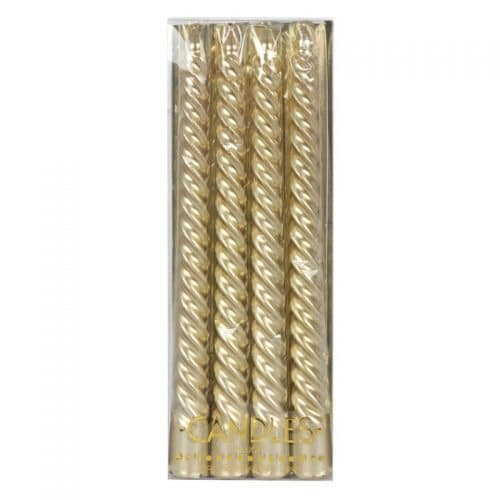 kerstversiering-twisted-candles-gold