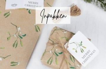 kerstcadeaus-inpakken