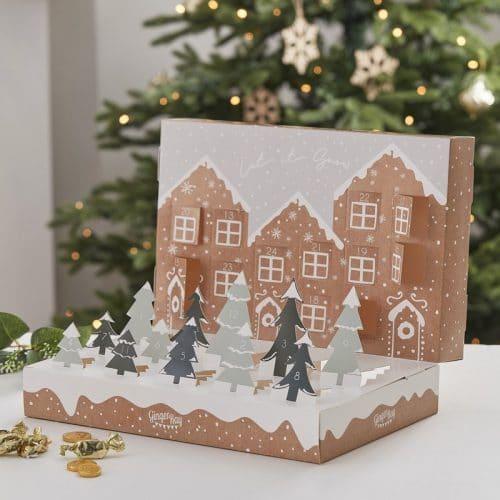 kerstversiering-adventskalender-festive-snow-scene-nordic-noel-3