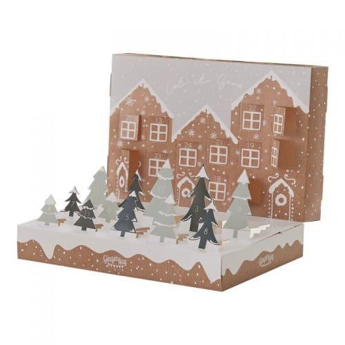 kerstversiering-adventskalender-festive-snow-scene-nordic-noel