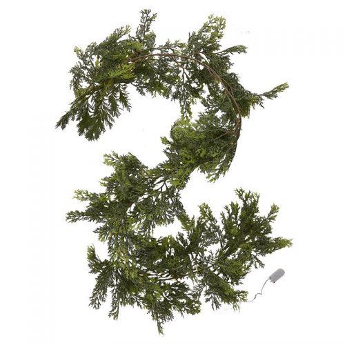 kerstversiering-garland-cedar-pine-deck-the-halls