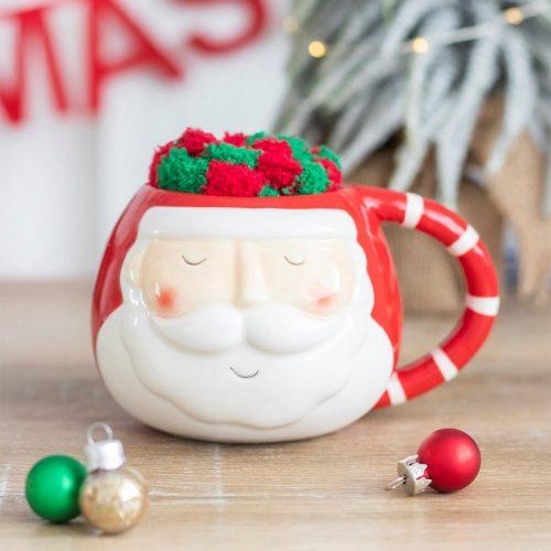 kerstversiering-mok-sok-cadeauset-santa