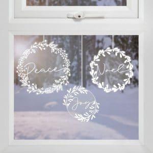 kerstversiering-raamstickers-white-wreath-deck-the-halls-2