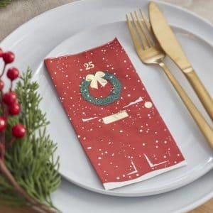 kerstversiering-servetten-christmas-door-deck-the-halls-2