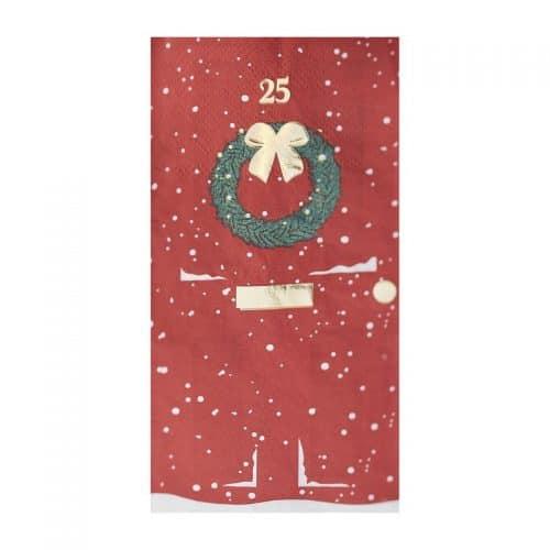 kerstversiering-servetten-christmas-door-deck-the-halls