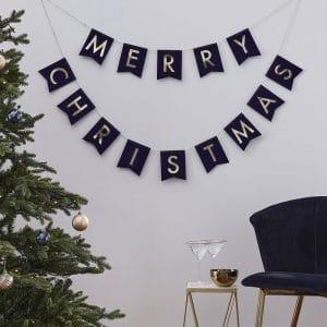 kerstversiering-slinger-merry-christmas-navy-luxe-2
