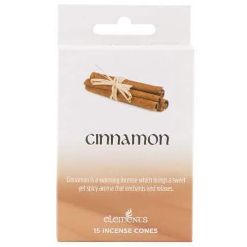 kerstversiering-wierook-kegels-cinnamon