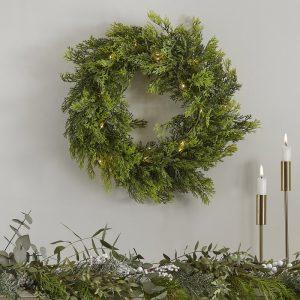 kerstversiering-wreath-cedar-pine-deck-the-halls-2
