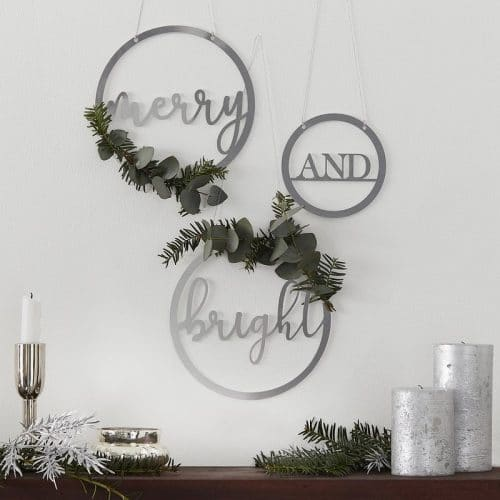 kerstversiering-wreath-merry-bright-season-for-silver-2
