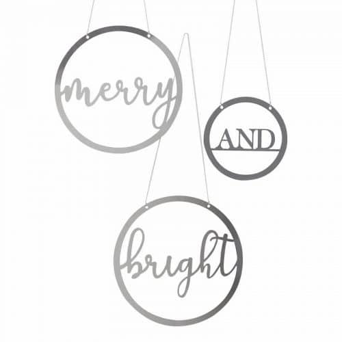 kerstversiering-wreath-merry-bright-season-for-silver