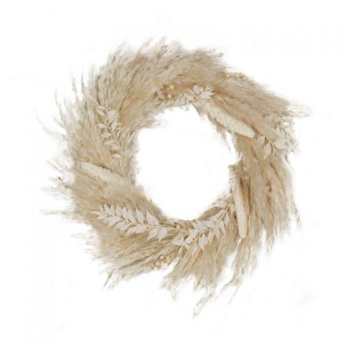 kerstversiering-wreath-pampas-grass-nordic-noel