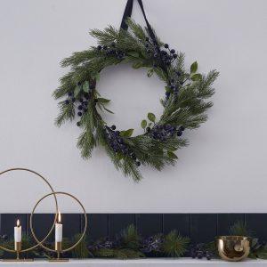 kerstversiering-wreath-sloe-berries-navy-luxe-2