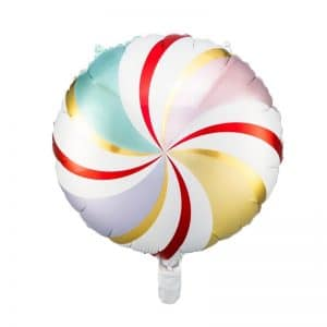 kerstversiering-folieballon-candy
