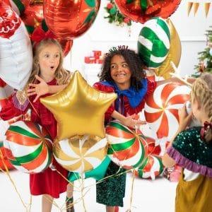 kerstversiering-folieballon-candy-red-green (1)